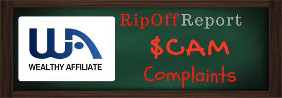 Wealthy Affiliate SCAM Complaints Rip Off Report